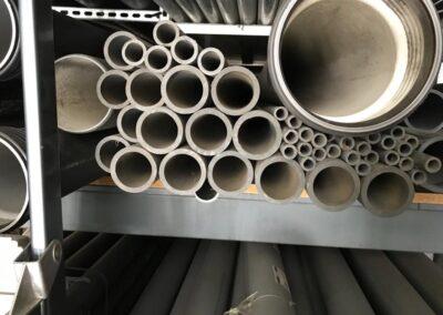 Tubi e raccordi in PVC-U per applicazioni speciali