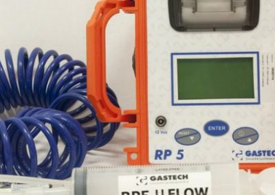 Collaudo impianti GAS & ACQUA – GASTECH RP5 FLOW – lo strumento utilizzato dalle aziende del GAS