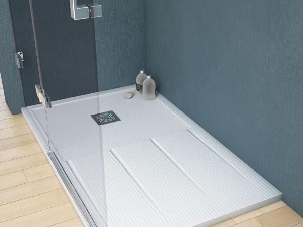 Sostituzione vasca con doccia moderna e funzionale