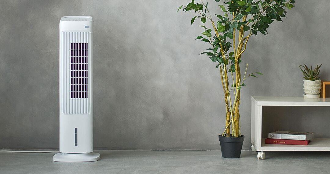 I raffrescatori evaporativi: l'alternativa al condizionatore naturale ed economica