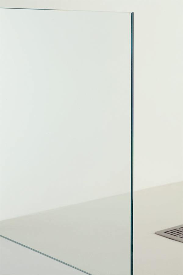 vetro trasparente extra chiaro, idrosanitaria lecco